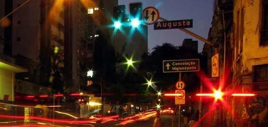Projeto quer calçadão na rua Augusta