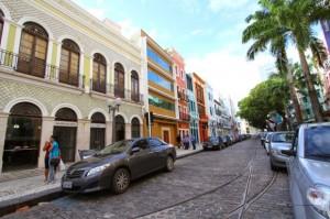 turismo Recife rua ruas centro histórico Recife Antigo