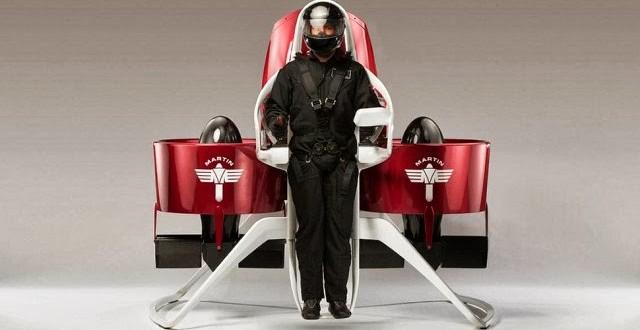 Mochila voadora começa a ser vendida em 2014 por US$ 200 mil