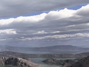 Lago e atmosfera em Marte há 4 bilhões de anos