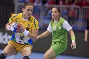 Seleção brasileira feminina de handebol