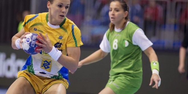 Brasil tenta final inédita no Mundial de handebol feminino