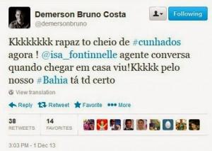 Twitter de Demerson