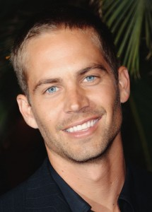 O ator Paul Walker