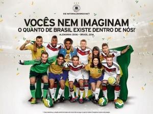 Anúncio da seleção alemã