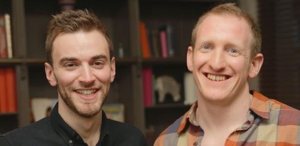 Neil Laybourn e Jonny Benjamin