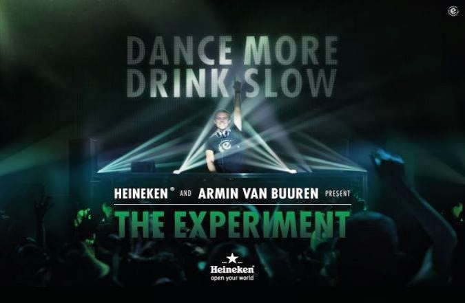 "Heineken ""Dance More, Drink Slow"""