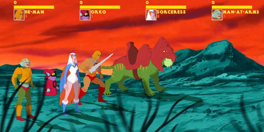 Jogo do He-Man