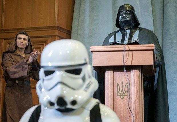 Darth Vader da Ucrânia