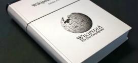 Editora cria projeto para imprimir a Wikipedia