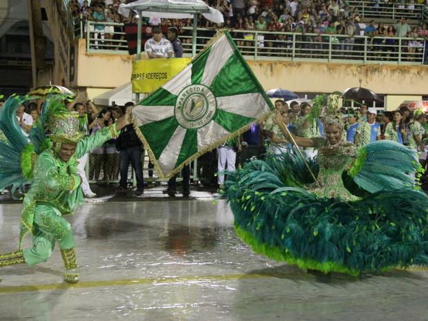 Escola de samba Aparecida