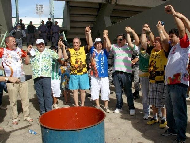 Presidente do escolas de samba do carnaval de Manaus