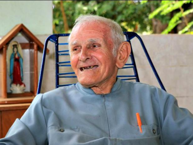 Padre Paolino Baldassari