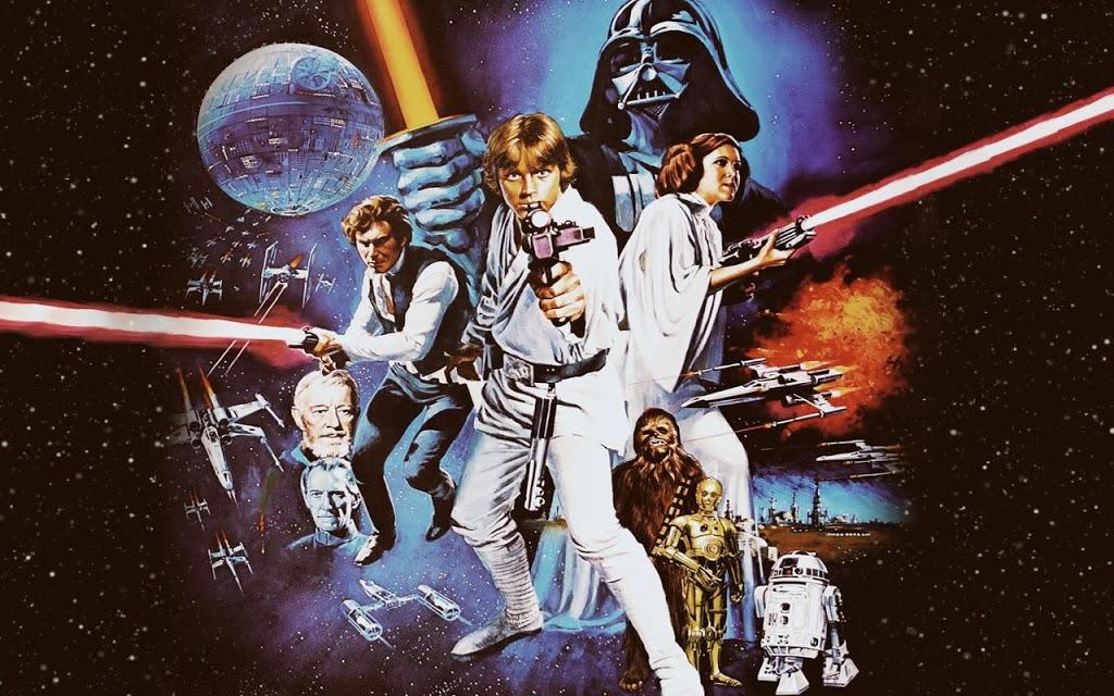 Pôster do Star Wars