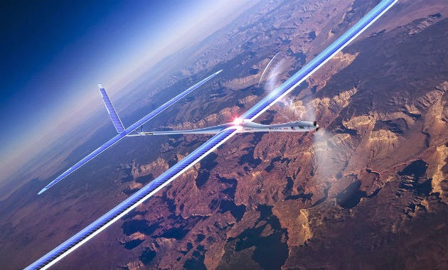 Drone da Titan Aerospace