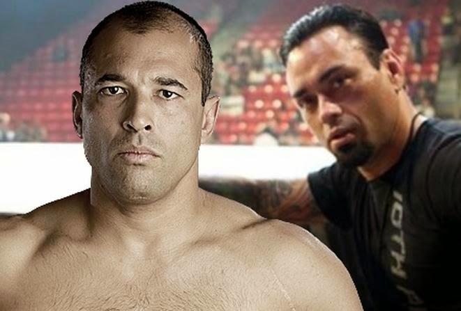 Royce Gracie e Eddie Bravo