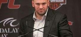 Presidente do UFC revela que Wanderlei Silva fugiu de antidoping 'pela porta dos fundos'