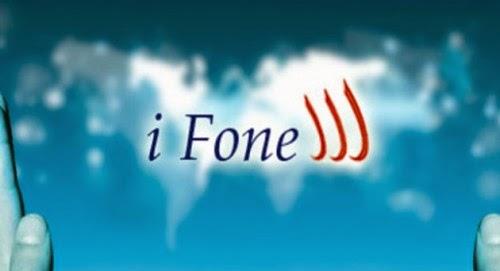 Anúncio da iFone