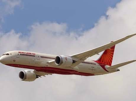 Avião da Air India