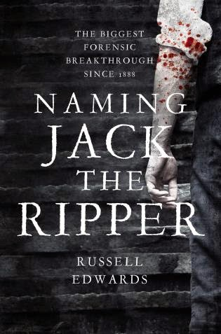 Livro Naming Jack the Ripper