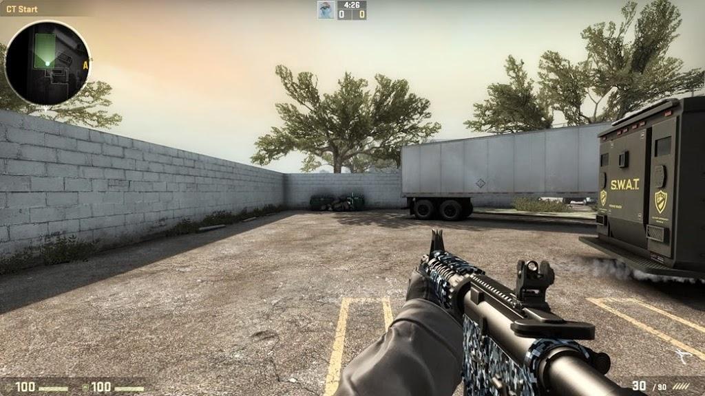 Jogo Counter-Strike
