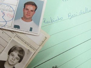 Identidade de Rubens Barrichello