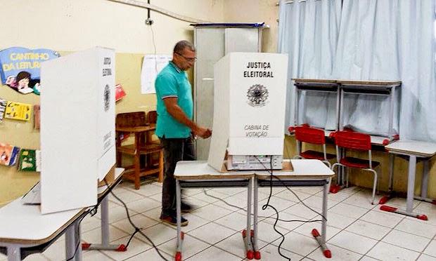 Primeiro eleitor de 2014