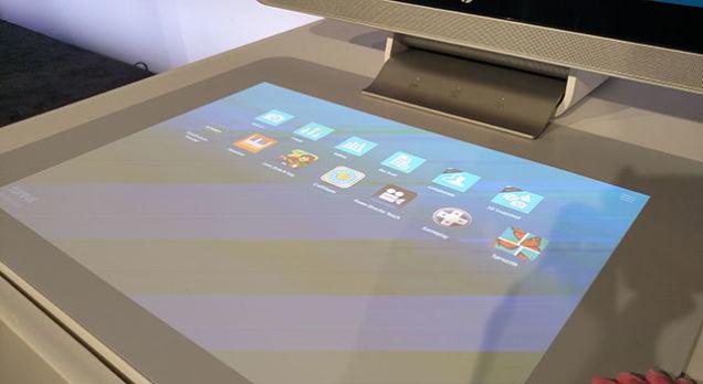 HP lança computador com projetor embutido e scanner 3D 05