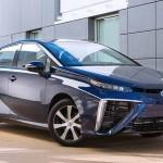 Toyota lançará carro movido a hidrogênio em 2015