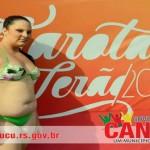 'Gordinha', jovem recebe apoio por participar de concurso de beleza no RS
