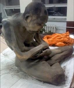 Múmia de monge é encontrada em pose de meditação