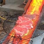 Como preparar churrasco com lava