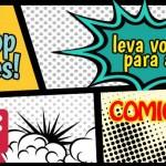 Pop Séries no Comic Com