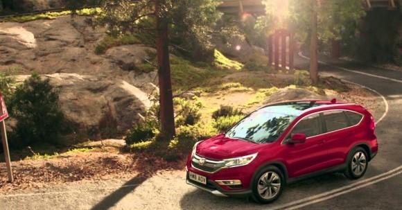 Honda cria primeiro comercial 'infinito'