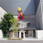 Casa que inspirou a animação 'Up' terá final feliz