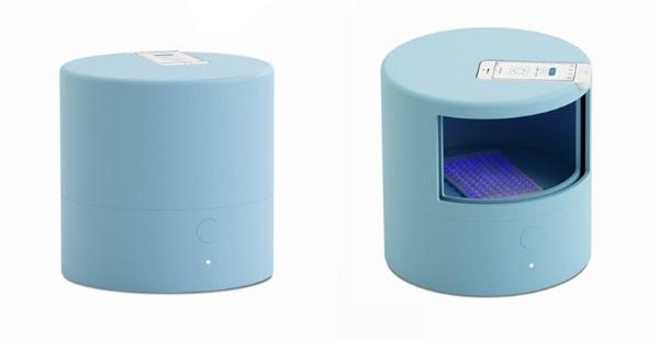 Dispositivo usa gota de sangue e celular para detectar câncer