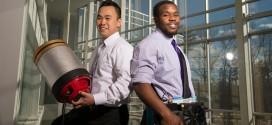 Estudantes criam aparelho que apaga incêndio com onda sonora