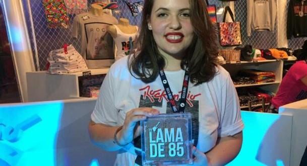 Lama do Rock in Rio de 1985 é vendida a R$ 185 na Cidade do Rock