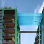 Londres irá ganhar piscina transparente a 35 metros de altura