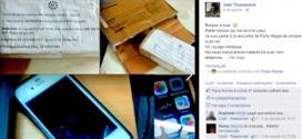 Policial devolve pelo correio celular de francesa roubada no RS