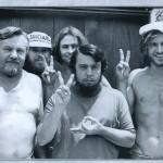 Sergio Mendes publica foto de Harrison Ford como carpinteiro nos anos 70