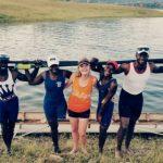 Treinadora recrutou nas ruas do Zimbábue, em dois meses, uma equipe paralímpica de remo
