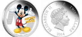 Ilha no Pacífico tem moedas colecionáveis de Pókemon, Star Wars e Mickey