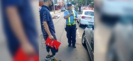 Homem amputado é multado por estacionar em vagas de deficientes no RS