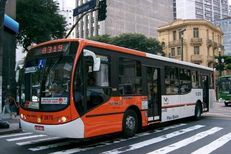 Ônibus da cidade de SP terão 4G grátis até a Copa de 2014