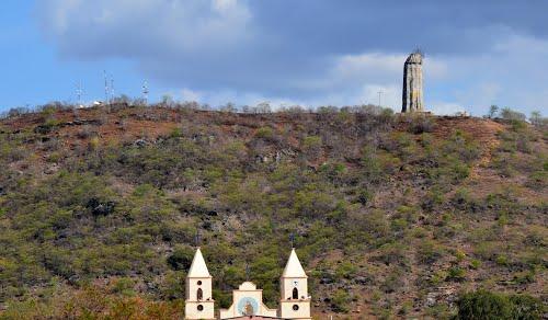 Cidade cearense tem estátua de santo sem cabeça