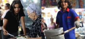 Ex-faxineira poliglota ganhava salário mínimo no Mercado Central de BH
