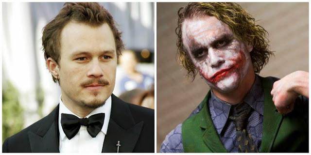 """Pai do ator Heath Ledger revela o """"Diário do Coringa"""""""