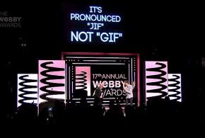 Pronúncia correta de GIF é 'jif'