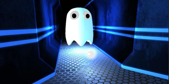 Pac-Man ganha versão tridimensional em primeira pessoa
